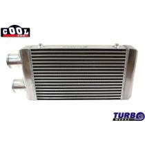 Intercooler TurboWorks 500x300x76 egyoldalas csatlakozásokkal